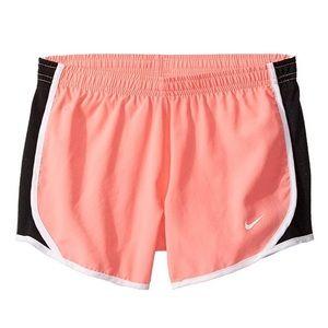 Girls Peach Tempo Shorts! NEW!